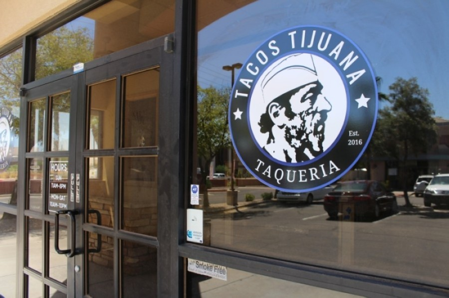Tacos Tijuana Taqueria opened in Gilbert on Sept. 4. (Tom Blodgett/Community Impact Newspaper)