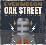 Roanoke's Evenings on Oak Street Concert Series returns Oct. 15 to the Austin Street Plaza. Guests will have to follow COVID-19 guidelines. (Courtesy of the city of Roanoke)
