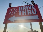 The drive-thru opened in New Braunfels in September. (Courtesy Daiquiri Depot)