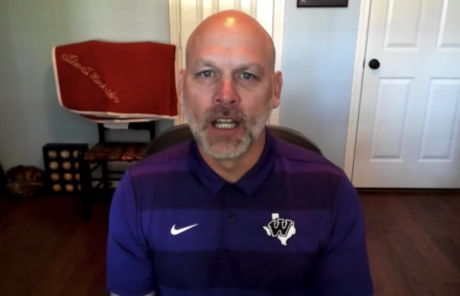 Willis ISD Superintendent Tim Harkrider said he will post a video on Facebook the week of Sept. 29 that will provide information about the bond election. (Screenshot courtesy Tim Harkrider)