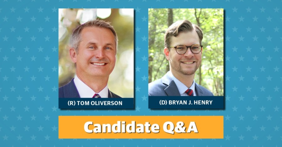 Before heading to the polls, see what each candidate had to say about these key issues. (Community Impact staff)