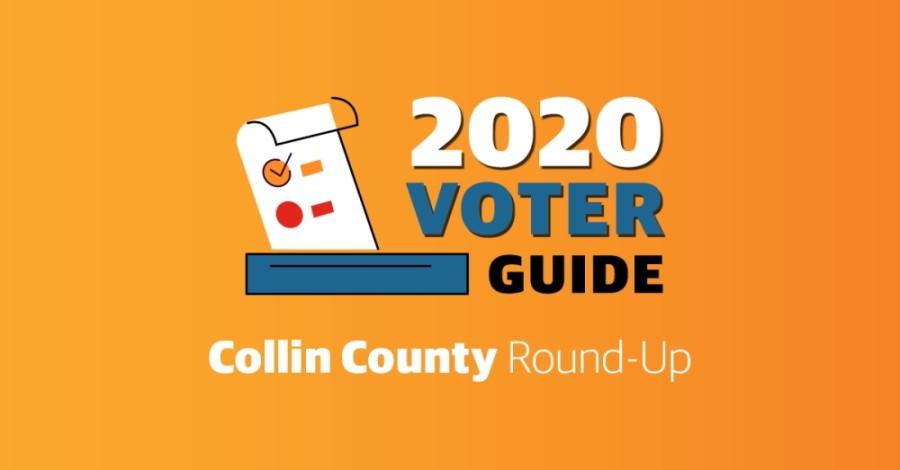 ballot box, 2020 voter guide