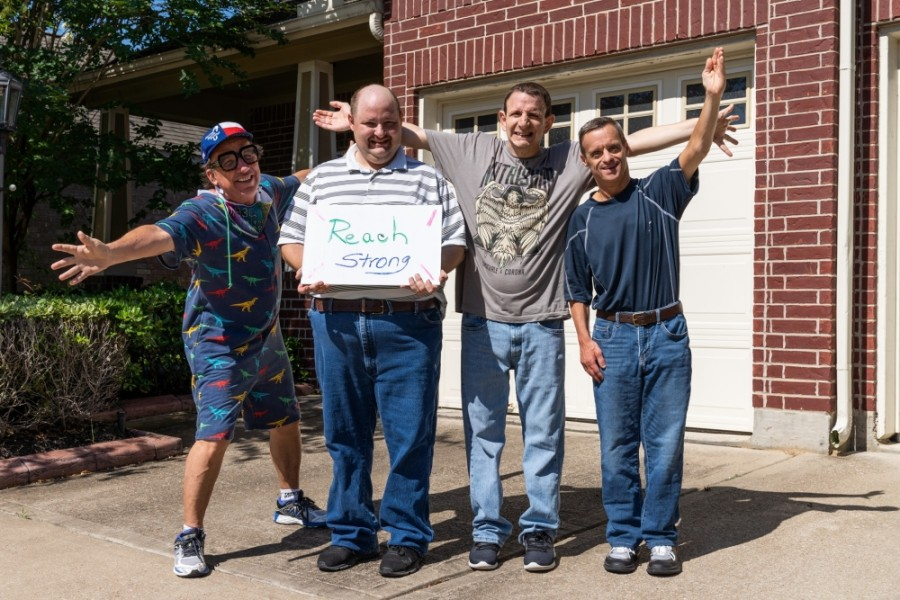Reach Unlimited supports individuals with intellectual and developmental disabilities in the northwest Houston area. (Courtesy Reach Unlimited)