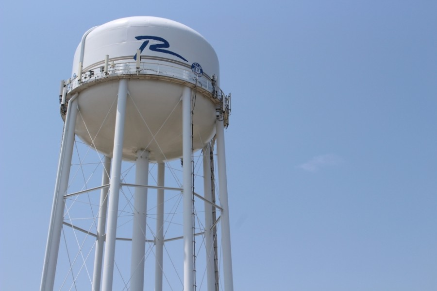 The district raises water and sewer rates primarily to pay for capital investments, NTMWD spokesperson Janet Rummel said. (Olivia Lueckemeyer/Community Impact Newspaper)
