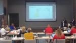 presentation at meeting