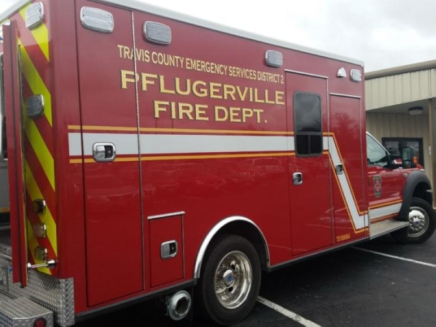 In 2013, call volume for Travis County ESD No. 2 was recorded at 7,000, Pflugerville Professional Firefighters Association President Josh Stubblefield said. Now, Stubblefield said, 11,000 calls have been placed in 2020, and the district is on track for 12,000 next year. (Community Impact staff)