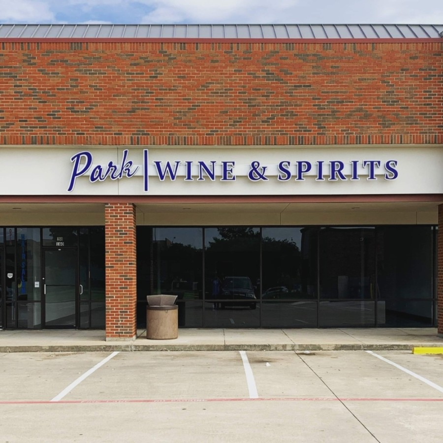 Park Wine & Spirits is expected to open in mid-October. (Courtesy Park Wine & Spirits)