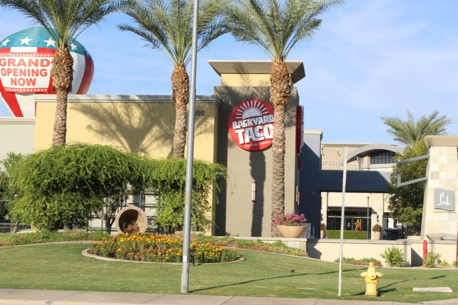 Backyard Taco is now open in Chandler. (Alexa D'Angelo/Community Impact Newspaper)