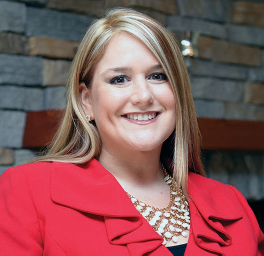 Lake Houston Area Chamber of Commerce CEO Jenna Armstrong was named to the Texas Water Development Board's San Jacinto Regional Flood Planning Group. (Courtesy Lake Houston Area Chamber of Commerce)