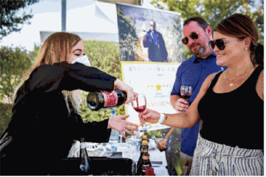 Katy's bi-annual Katy Sip N Stroll will return this fall for an in-person fundraiser event. Courtesy of Katy Sip N Stroll