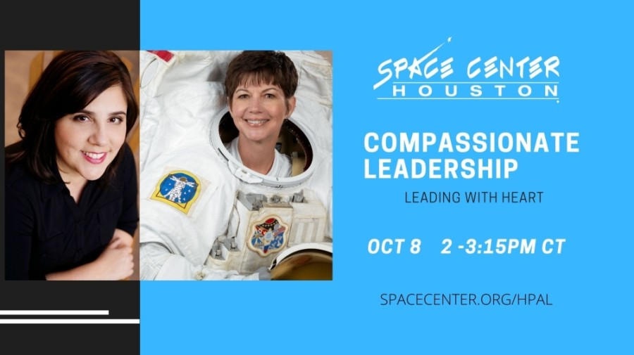 Registration for the Oct. 8 lecture is open until 1 p.m. (Courtesy of Space Center Houston)
