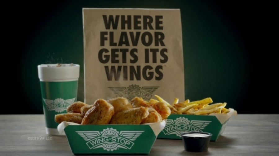 Known for its 11 different flavors of classic wings, boneless wings and crispy tenders, the new location offers carryout and delivery services from 10:30 a.m.-midnight daily. (Courtesy Wingstop)