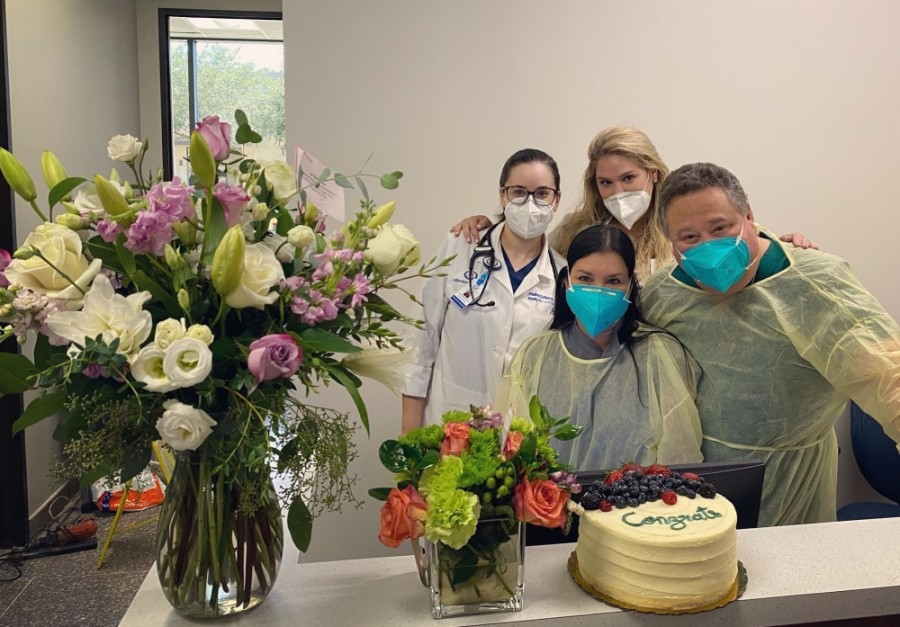 Millennium Physicians Internal Medicine group opened a new office in Kingwood. (Courtesy Millennium Physicians)