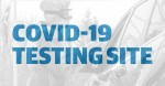 Dates for a free, drive-thru COVID-19 saliva testing site operating in the parking lot of Dr Pepper Ballpark in Frisco were recently extended by the state. (Community Impact Newspaper staff)