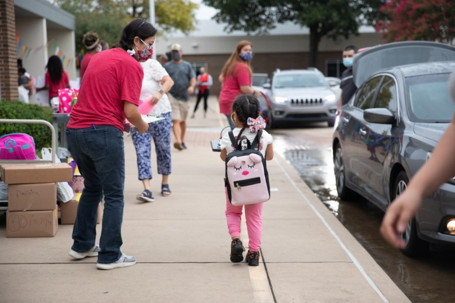 More than half of students in Plano ISD will return to classrooms for the remaining nine weeks of the semester. (Liesbeth Powers/Community Impact Newspaper)