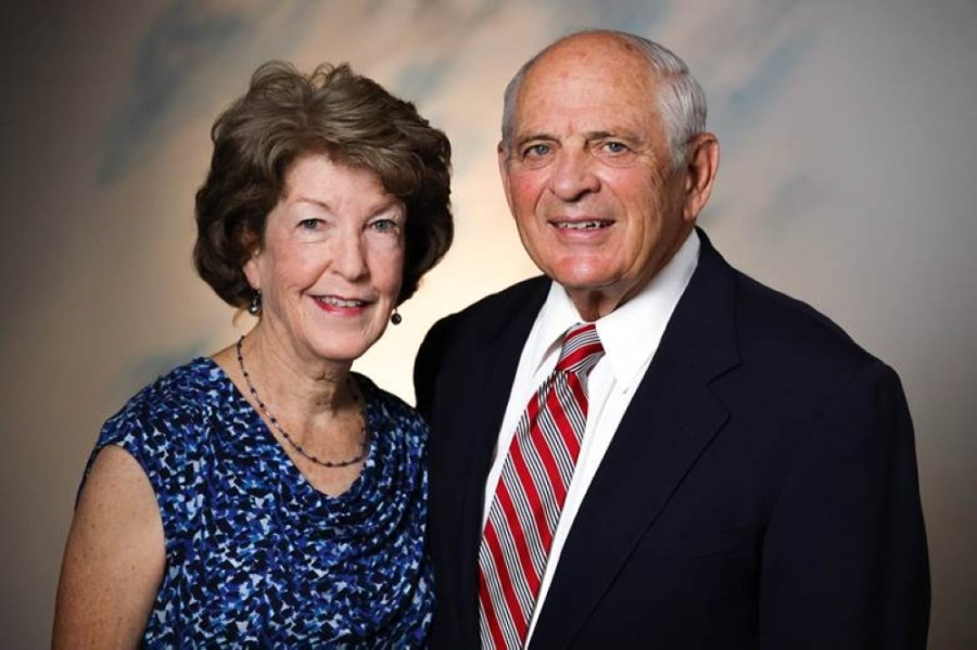 The Katy ISD board of trustees discussed during the Sept. 28 board meeting the inspiration for naming Junior High No. 17: Bill and Cindy Haskett. (Courtesy Katy ISD)