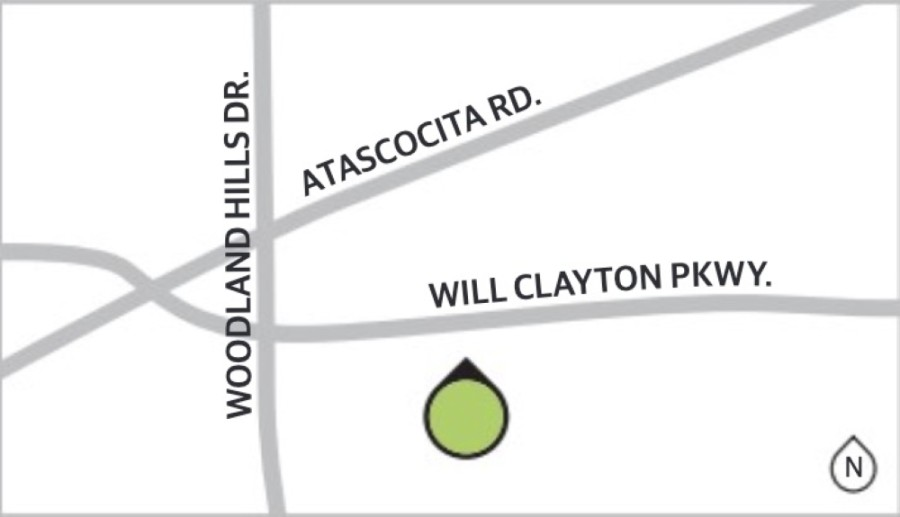 Claytons Park is located in the Atascocita area.