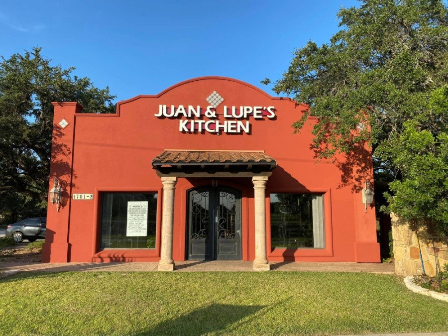 Juan & Lupe's Kitchen is now open in Georgetown. (Courtesy Juan & Lupe's Kitchen)