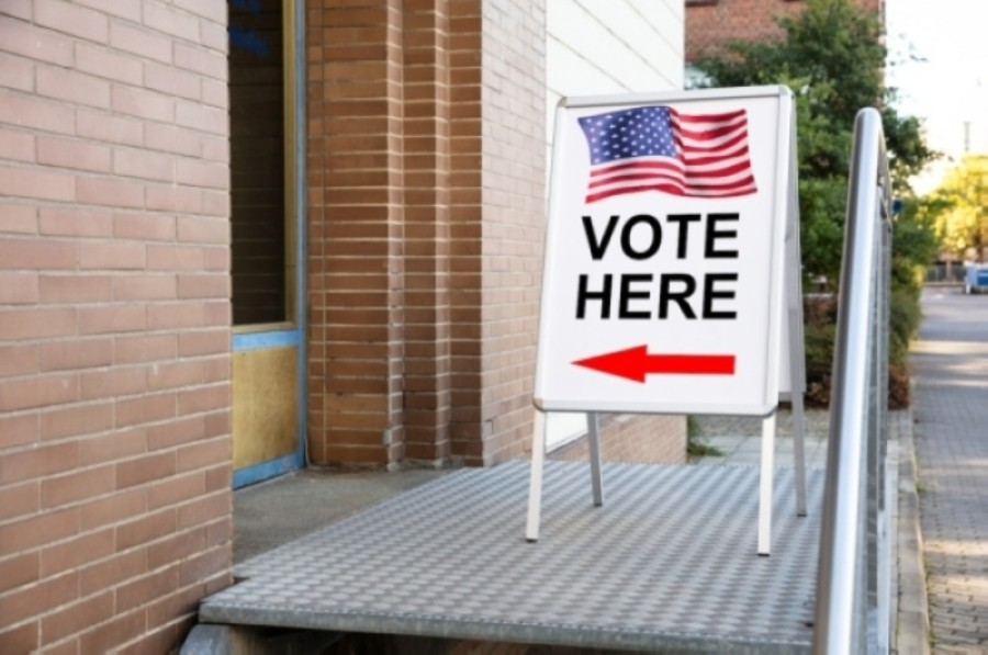 The Pflugerville ISD Rock Gym polling location saw 1,414 votes cast Oct. 13—second only to the Austin Central Library's early voting site, with 1,434 votes. (Courtesy Adobe Stock)
