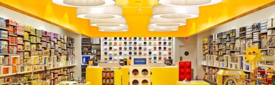 The LEGO Store celebrated its grand opening on Oct. 9 inside Willowbrook Mall, located at 1568 Willowbrook Mall, Houston. (Courtesy The LEGO Store)