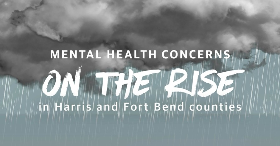 As the coronavirus pandemic and the economic downturn that resulted from it stretch past the six-month mark, mental health professionals in the Sugar Land and Missouri City area have seen an increase in anxiety, depression and substance use. (Community Impact Newspaper)