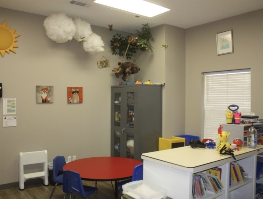 The clinic will offer one-on-one treatment for children, including evaluation, diagnosis, essential therapy and counseling services. (Courtesy PediaPlex)