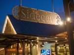 """Sidecar opened its new """"snug rooms"""" in October. (Courtesy Sidecar)"""