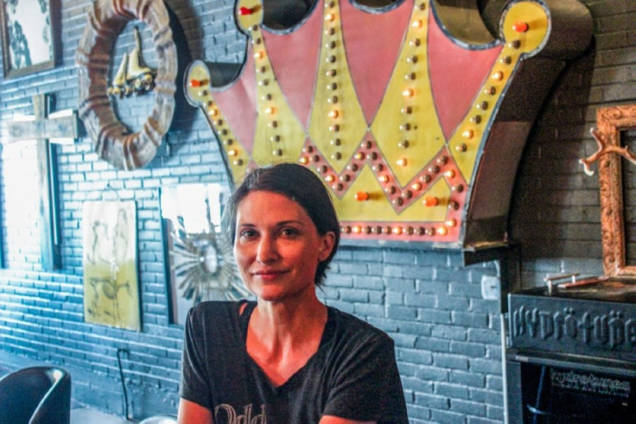 Callie Speer opened Holly Roller at 590 Rio Grande St., Austin, in 2017. (Jack Flagler/Community Impact Newspaper)