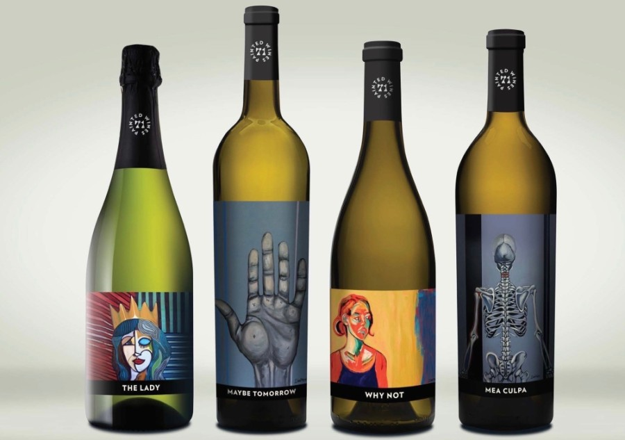 71 Painted Wines launched in October in the Spicewood area. (Courtesy 71 Painted Wines)