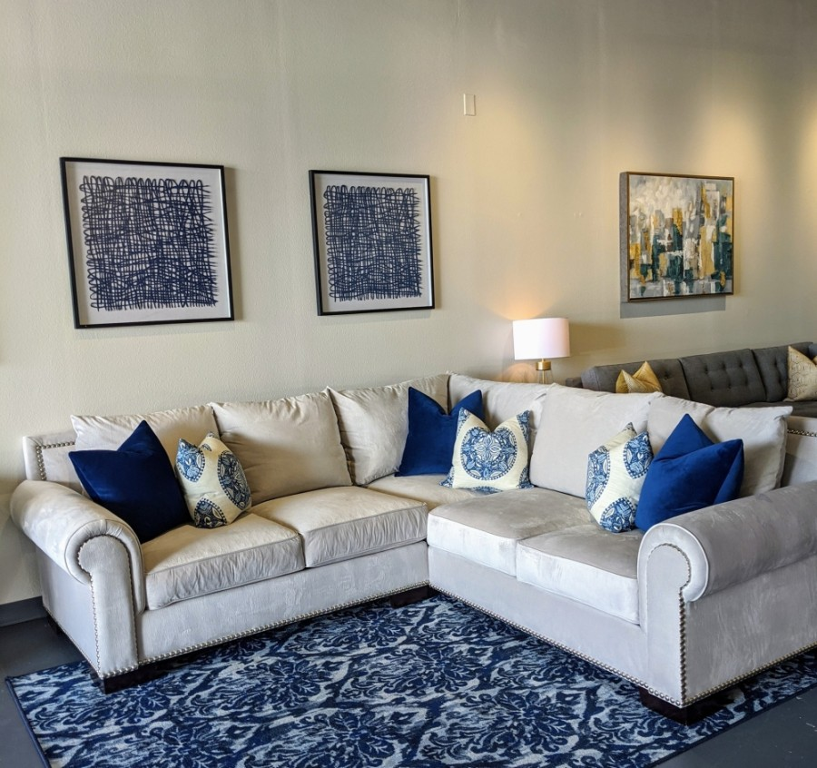 Design A Sofa in north Fort Worth has more than 200 styles of custom furniture. (Courtesy Design A Sofa)