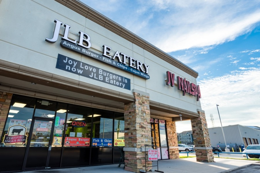 Tomball hamburger joint Joy Love Burgers changed its name to JLB Eatery in mid-September. (Courtesy JLB Eatery)