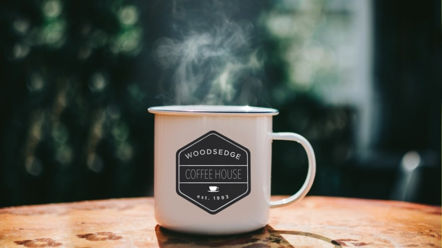 Located inside a new building on the WoodsEdge campus, the coffeehouse will offer handcrafted espresso, coffee and tea as well as pastries. (Courtesy WoodsEdge Coffee House)