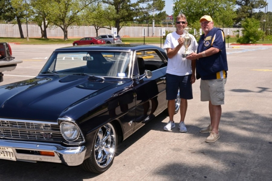 The Tomball Lions Club will host its 26th annual Car Show Fundraiser at Tomball High School on Sunday, Oct. 25. (Courtesy Tomball Lions Club)