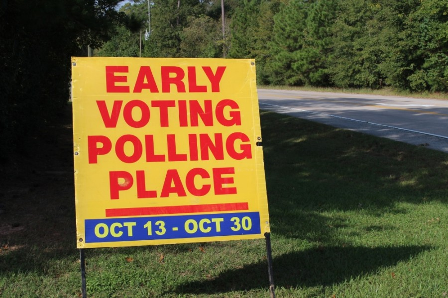 With polls open for early voting through Oct. 30 leading up to Election Day on Nov. 3, check out where to vote and when in Conroe, Montgomery and Willis. (Ben Thompson/Community Impact Newspaper)