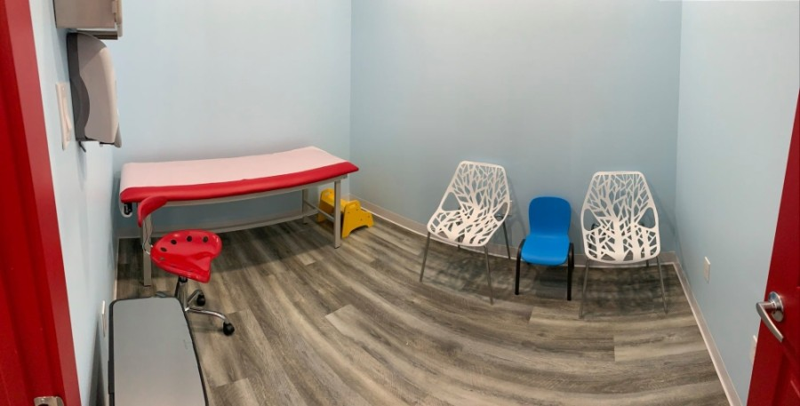 Rainbow Pediatrics of Houston opened Oct. 1 at 12822 Veterans Memorial Drive, Houston. (Courtesy Rainbow Pediatrics of Houston)