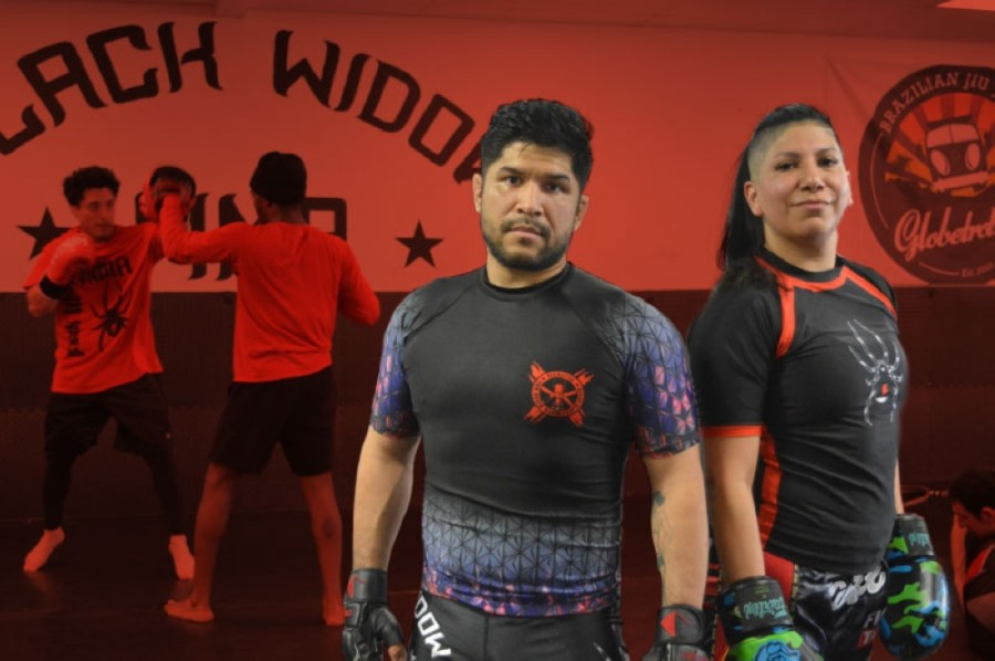 Black Widow MMA