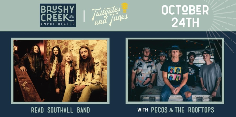 Southern rock artist, Read Southall Band will join country group Pecos & The Rooftops at the Brushy Creek Amphitheater Oct. 24. (Courtesy city of Hutto)