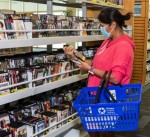 Library visitors will be able to look for materials and pick up holds in person using a self-checkout system and to shop lobby sales. (Courtesy city of Plano)