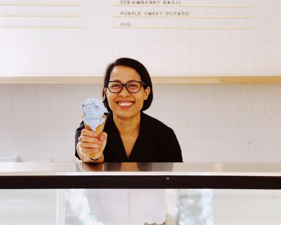 Gati, a new coconut milk ice cream shop run by Thai Fresh owner Jam Santichat, is now open in East Austin. (Courtesy Jam Santichat)