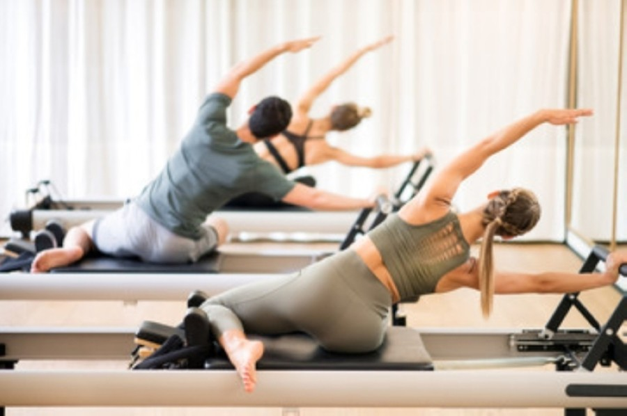 The studio offers a number of different yoga courses. (Courtesy Adobe Stock)