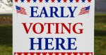 Early voting turnout among registered county voters passed 54% Oct. 27. (Community Impact staff)