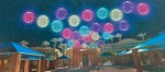 "The Downtown Chandler Community Partnership is launching a new interactive display of holiday decorations in downtown Chandler called ""Sugarland."" (Courtesy Downtown Chandler Community Partnership)"