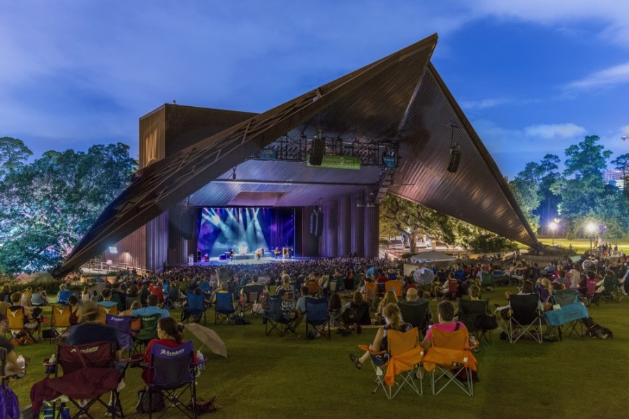 Through a sponsorship with H-E-B, Miller Outdoor Theatre will launch its Dream Stream series Oct. 30. All performances will be held virtually. (Courtesy Miller Outdoor Theatre)