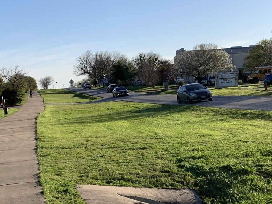 The project is outlined to provide a three-lane roadway on Old Austin-Hutto Road along the length of the project scope, which runs from Pecan Street north to FM 685. (Community Impact Staff)