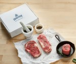 Customers can order Goodstock Angus and Goodstock Black Label beef, including ribeye steaks, strip steaks, filets and ground chuck. (Courtesy Nolan Ryan brands)