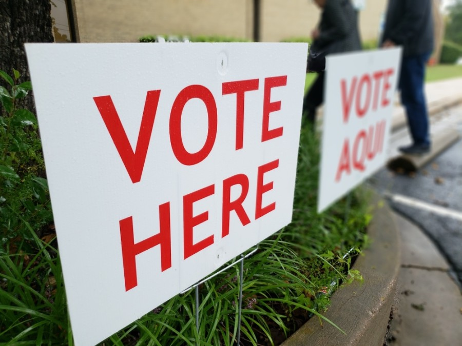 Each of the county's 30 early-voting centers are open until 7 p.m. Oct. 27 and from 7 a.m.-9 p.m. Oct. 28-30. Election Day is Nov. 3. (Courtesy Adobe Stock)