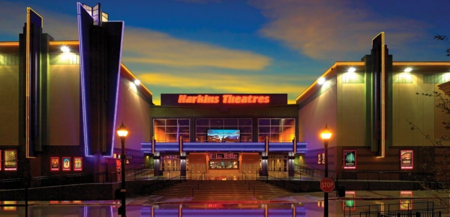 Harkins Theatres management was unable to renegotiate the theater's lease at Southlake Town Square. Its last day of operation will be Nov. 1. (Courtesy Harkins Theatres)