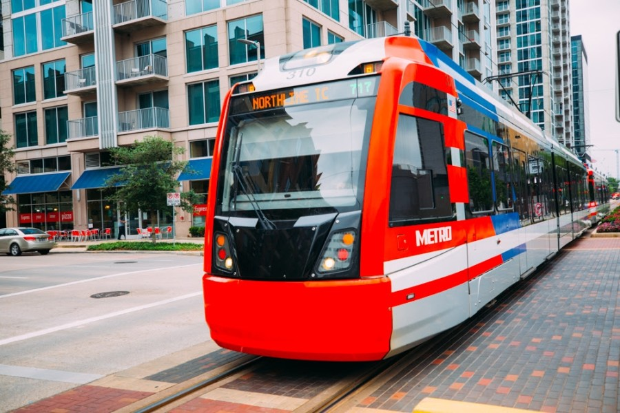 Riders can expect some service adjustments on the METRORail Red Line on Oct. 31 and Nov. 1.(Courtesy Metropolitan Transit Authority of Harris County)