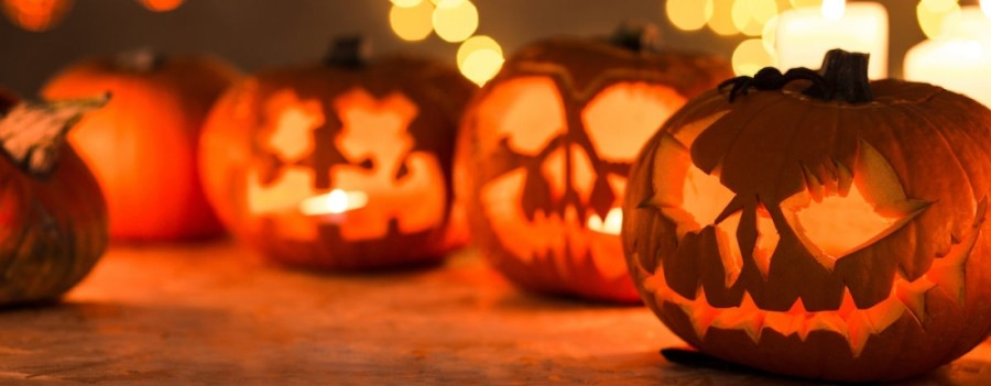 Residents are encouraged to practice social distancing during Halloween activities. (Courtesy Adobe Stock)