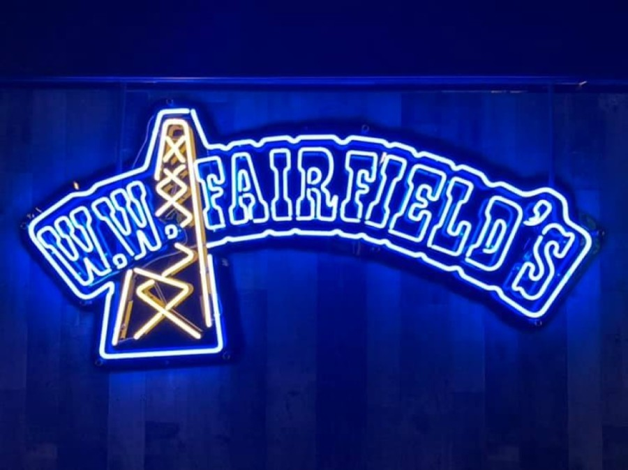 The bar and grill regularly held country music and karaoke events before closing temporarily in March. This closure became indefinite in September. (Courtesy W.W. Fairfield's Bar & Grill)